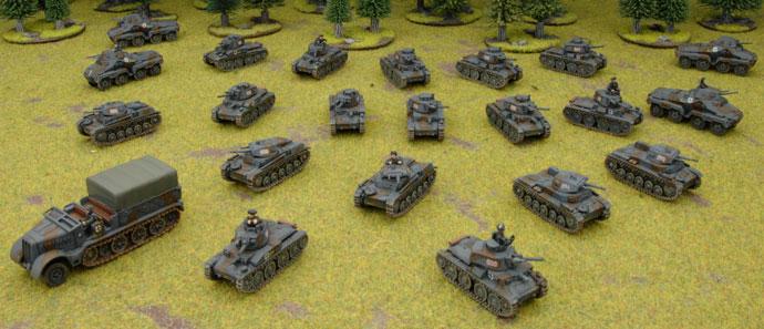 Mark's Czech Panzerkompanie