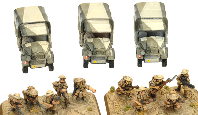 The Road To Panzerschreck – Painting Britsh Tanks in Caunter
