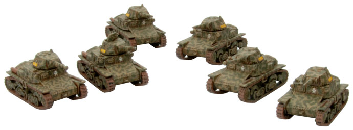 Light Tank Platoon