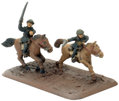 Command cavalry team