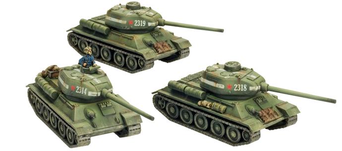 Victor Pesch's Hero Tankovy Brigada