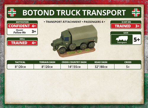 Botond Truck Transport