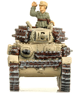 The Road to Panzerschreck – Wayne's Comagnia Carri