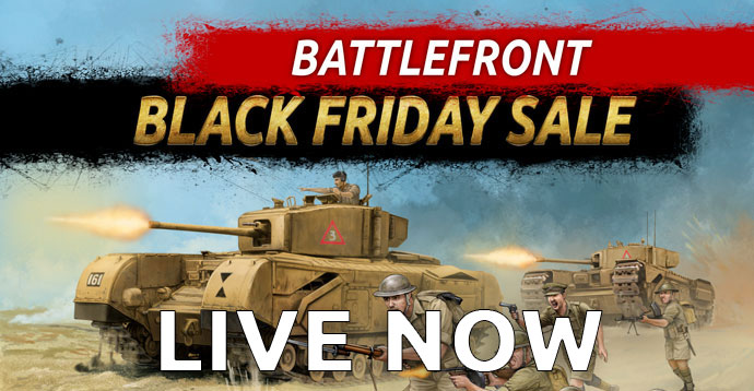 Battlefront Black Friday Sale 2019: NOW LIVE