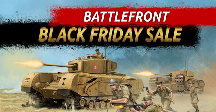 Battlefront Black Friday Sale 2019