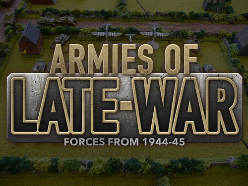Armies of Late-War: Phil's Desert Rats