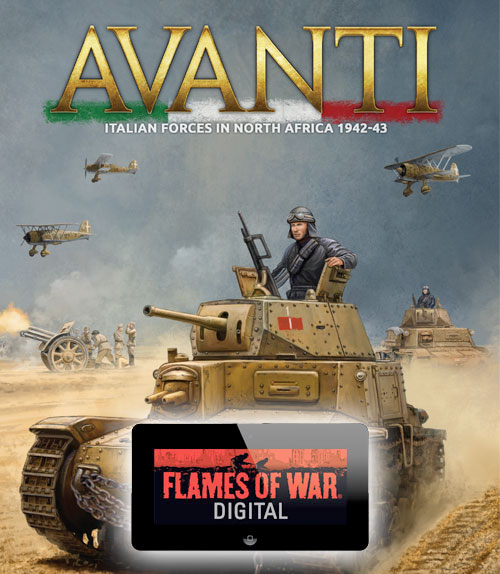 Avanti is live on Digital