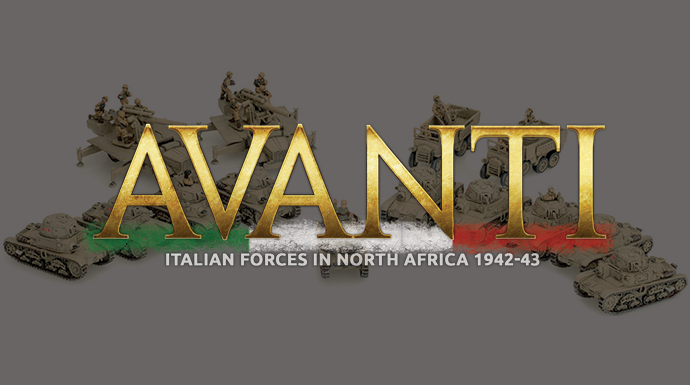 Wayne Converts His Early-war Italians For Avanti