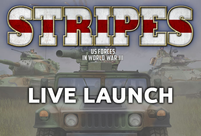 Stripes Live Launch