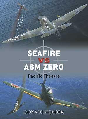 Seafire vs A6M Zero