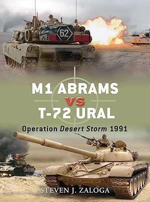 M1 Abrams vs T-72 Ural - Operation Desert Storm 1991