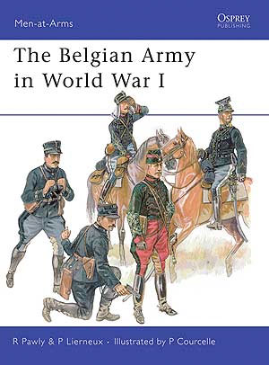 The Belgian Army in World War I