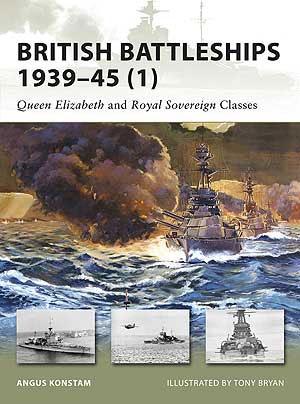 British Battleships 1939–45 (1)