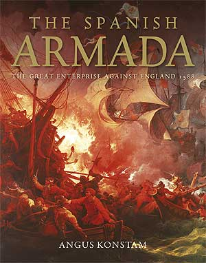 the battle of the spanish armada So the armada cut their anchors to escape on 28 july, the english attacked the spanish fleet at the battle of gravelines the english ships were easier to manoeuvre in the heavy waters of the north sea.