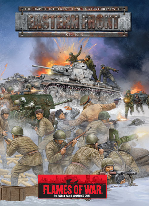 Eastern Front Cover Artwork