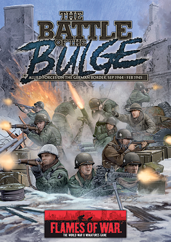 The Battle of the Bulge: Allied Forces on the German border, September 1944 - February 1945