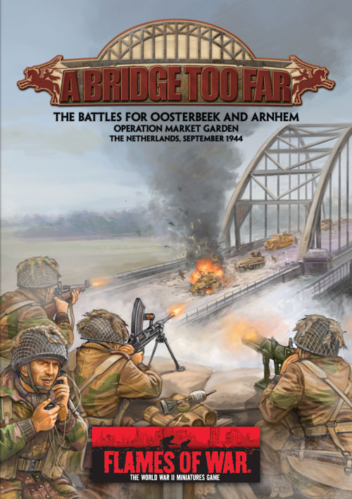 A Bridge Too Far Book Cover
