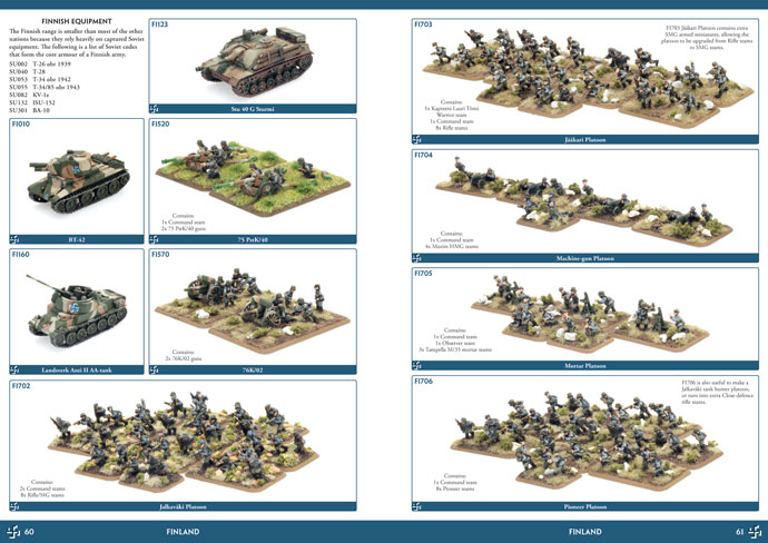 Flames Of War Late War Catalogue (FW225)
