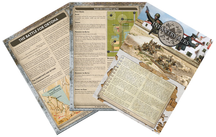 Italy Battles (FW229)