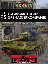 9. Armee and 12. Armee Grenadierkompanie