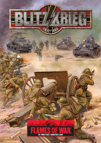 Blitzkrieg: The German Invasion of Poland and France, 1939-1940