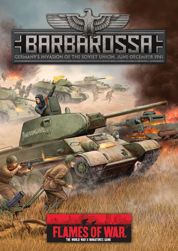 Preview Of Barbarossa