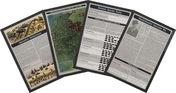 Barbarossa Design Notes