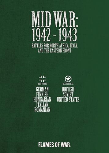 Mid War: 1942 - 1943
