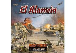 Battle of El Alamein: War in the Desert  -  Battlefront Miniatures