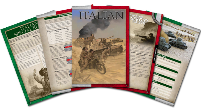 Know Your Enemy - Italy
