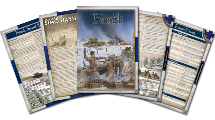 Know Your Enemy - Finnish