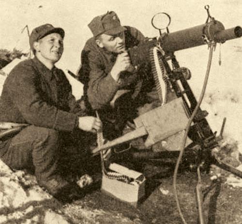 Norwegians 1940