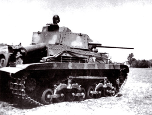 Turan I tank
