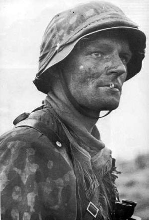 A SS soldier