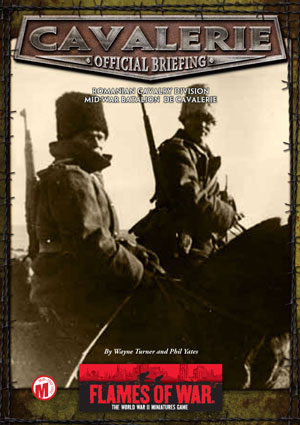 Romanian Cavalry Intelligence Briefing for Mid-war