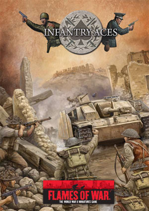Infantry Aces Cover