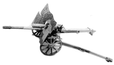 Slovak 37mm vz.37 Anti-tank gun.