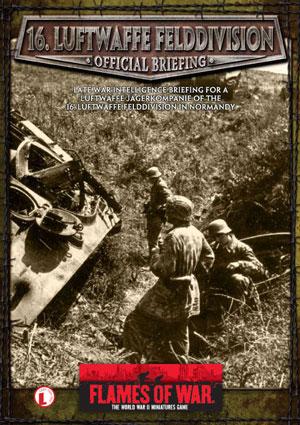 16. Luftwaffe Felddivision