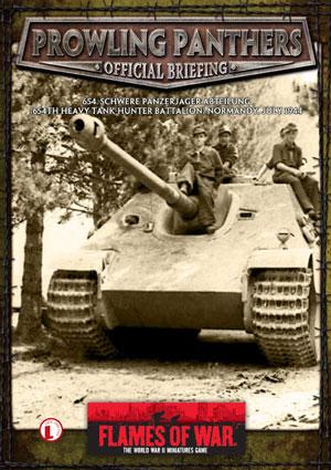 654. Schwere Panzerjäger Abteilung
