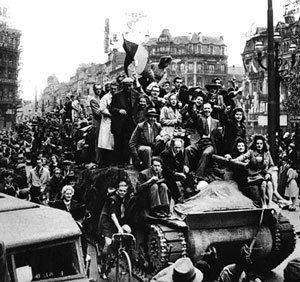 Liberation of Brussels