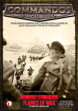 Normandy Commandos