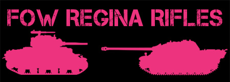 FOW Regina Rifles