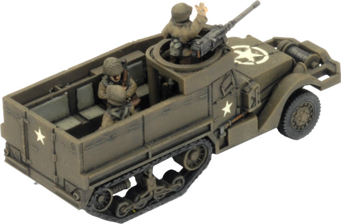 Armoured Rifle Company (Plastic) (UBX75)