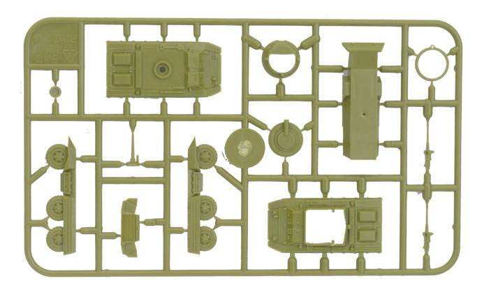 Recon Patrol Security Section  (Plastic) (UBX79)