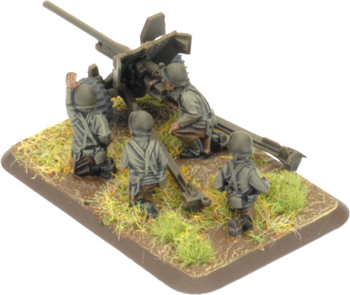 57mm Anti-tank Platoon (Plastic) (UBX81)