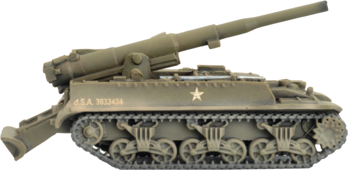 M12 155mm Artillery Battery (UBX84)