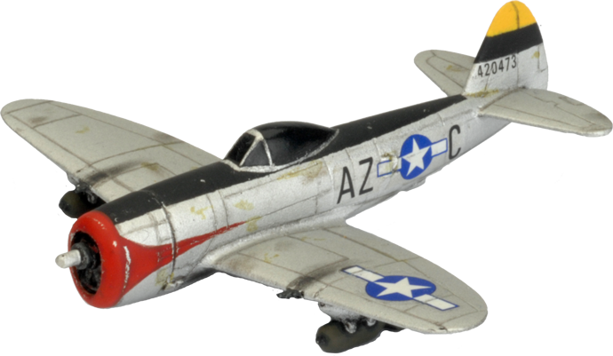 P-47 Thunderbolt Flight (UBX85)