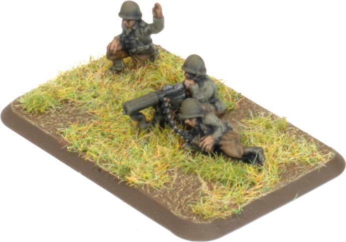 M1917 Machine-gun Platoon (Plastic) (US805)