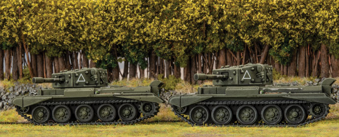 Building A Cromwell Force