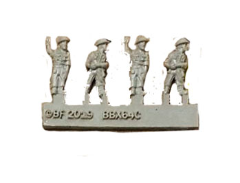 Priest Field Troop (Plastic) (BBX64)